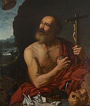 Francisco Collantes (1599-1656) - The Penitent St Jerome