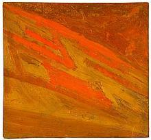 Anthony Benjamin (1931-2002) - Sunlit Hillside