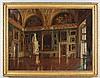 Antonio Maria Aspettati (1880-1949) - The Sala Dell'iliade in the Galleria Palatine at the Pitti Palace, Antonio Mario Aspettati, Click for value