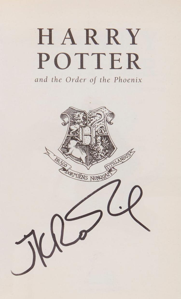 Harry potter and the order of the phoenix essay