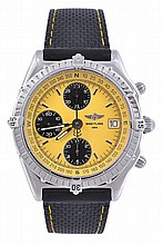 Breitling, Chronomat 24, a gentleman's stainless