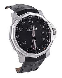 Corum, Admiral's Cup GMT, a gentleman's stainless