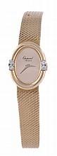 Chopard, a lady's 18 carat gold wristwatch, ref.
