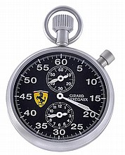 Girard-Perregaux, Ferrari, an open face pocket