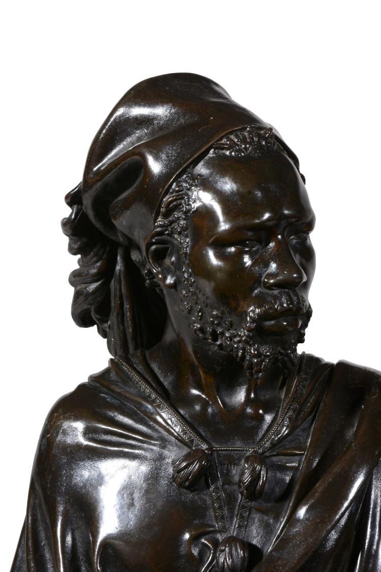 Charles Henri Joseph Cordier Venus Africaine And