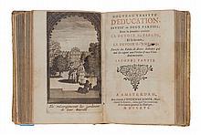 [La Fontaine (Jean de)] - Nouveau Traitté d'Education,