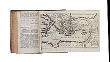Bible, - Greek & Latin .[ New Testament ], engraved allegorical additional...