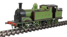 A London South Western Railways Gauge 1 model of a 0-4-4 side tank...