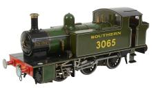 A well engineered 5 inch gauge model of a Simplex 0-6-0 side tank Locomotive...
