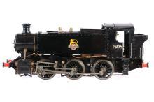 A well engineered 5 inch gauge British Railways 15xx Class 0-6-0 side tank...