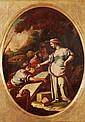 Salvatore Mollo (second half 18th century) Erminia