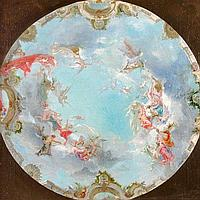 Alexis Joseph Mazerolle (1826-1889) Allegorical