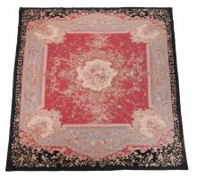 A needlework carpet, approximately 263cm x 392cm