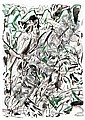 Cecily Brown (b.1969) Untitled II pigment print in