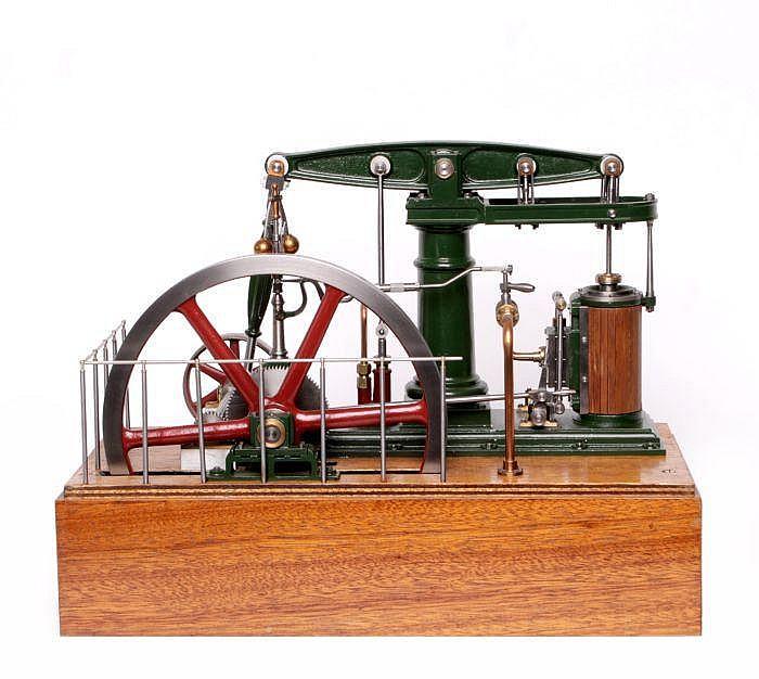 An exhibition standard model of an M E Beam