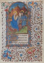 Western and Oriental Manuscripts and Miniatures