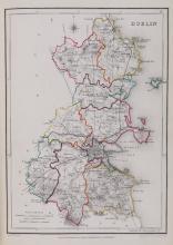 Ireland.- Lewis (Samuel) - Lewis's Atlas, Counties of Ireland,