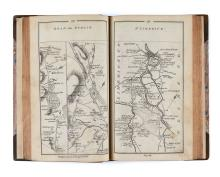 -. Taylor (George, & Skinner, Andrew). - Taylor and Skinners's Maps of the Roads of Ireland,