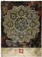 Shepard Fairey (American, b.1970), Mandala (Dark),