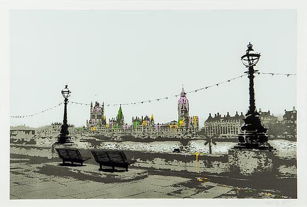 ARR Nick Walker (British, b.1969), Morning After