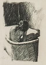 Pierre Bonnard (1862-1947) - Le Bain (b.92)