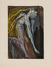 Salvador Dalí (1904-1989) - Les Orgueilleux (m.&l.1083;) & Les Erinnyes (m.&l.1047;)