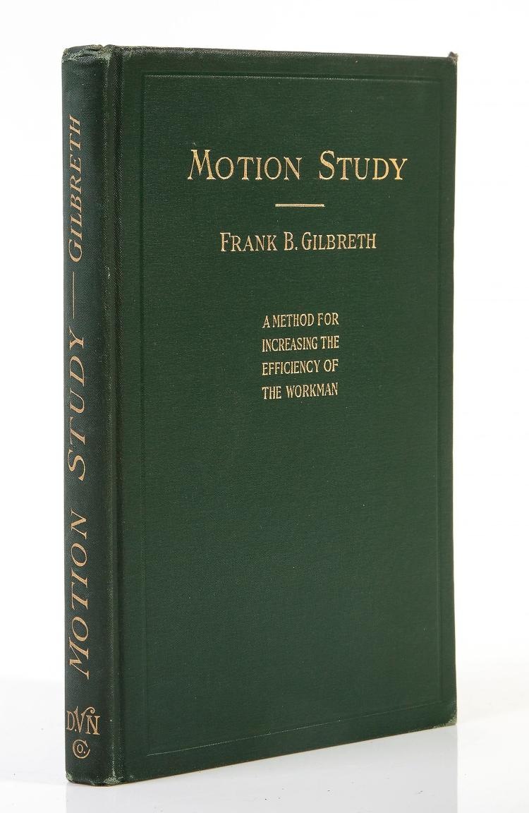 Applied Motion Study - First Edition - Signed - Frank B ...
