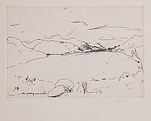 Barry Flanagan (1941-2009) - Loch Ness no.3