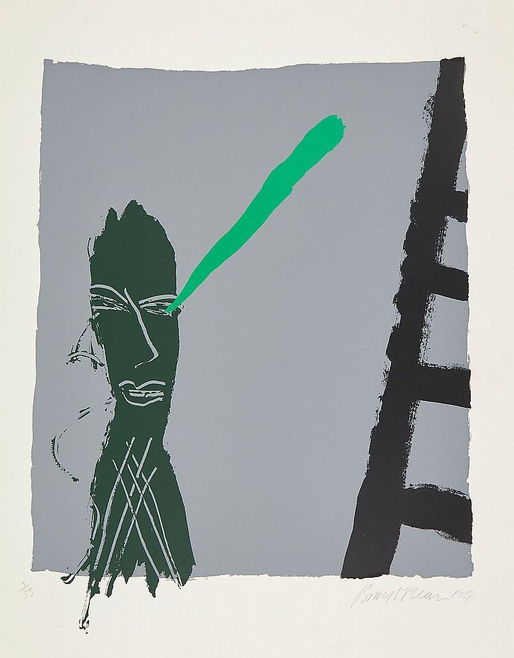 Bruce McLean (b.1944) - Untitled