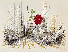 Ronald Searle (1920-2011) - Bloomsday