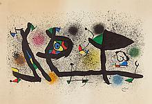 Joan Miró (1893-1983) - Sculptures (C.950)