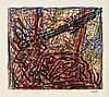 Jean Paul Riopelle (1923-2002) - Untitled, Jean-Paul Riopelle, £150