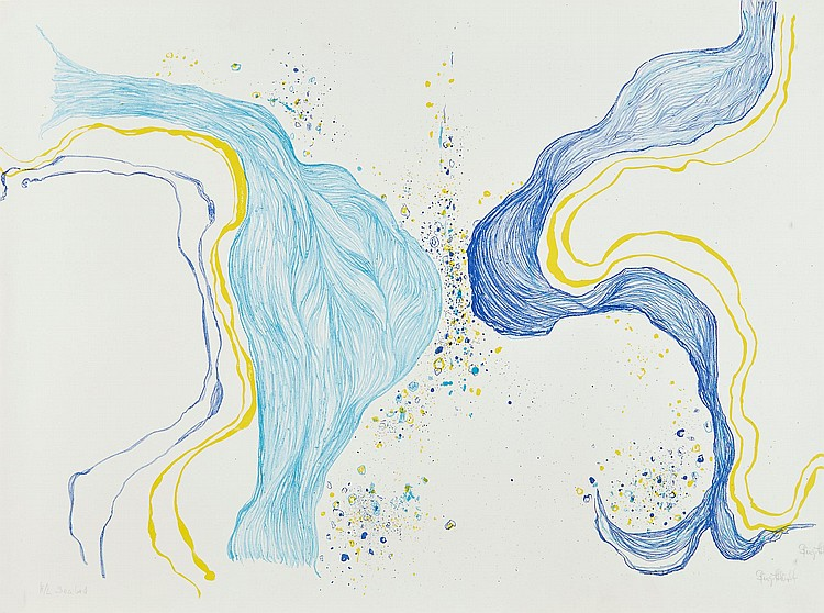 Birgit Skiold (1923-1982) - Sea Bed