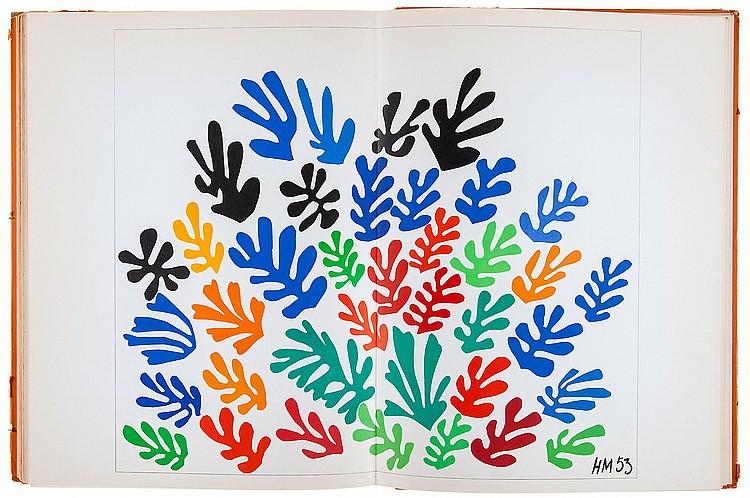Henri Matisse (1869-1954) - Verve No.35/36