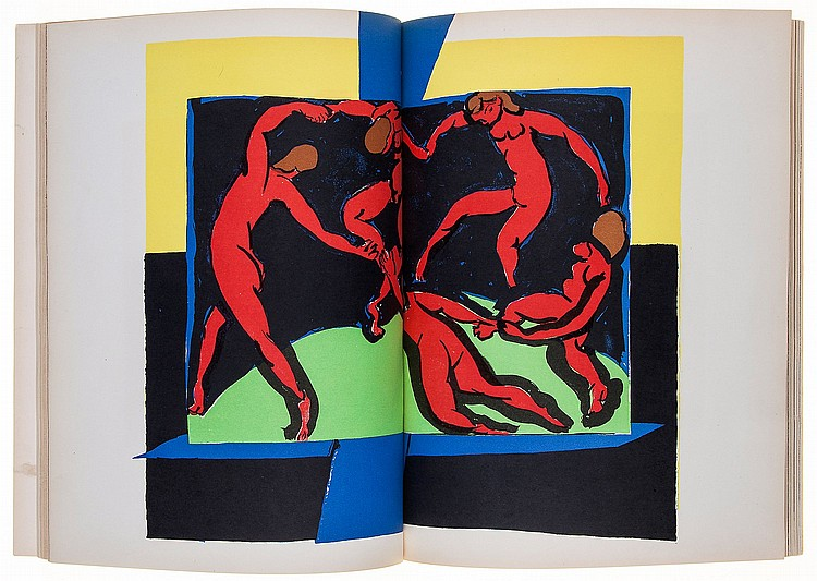 Henri Matisse (1869-1954) - Verve No.4