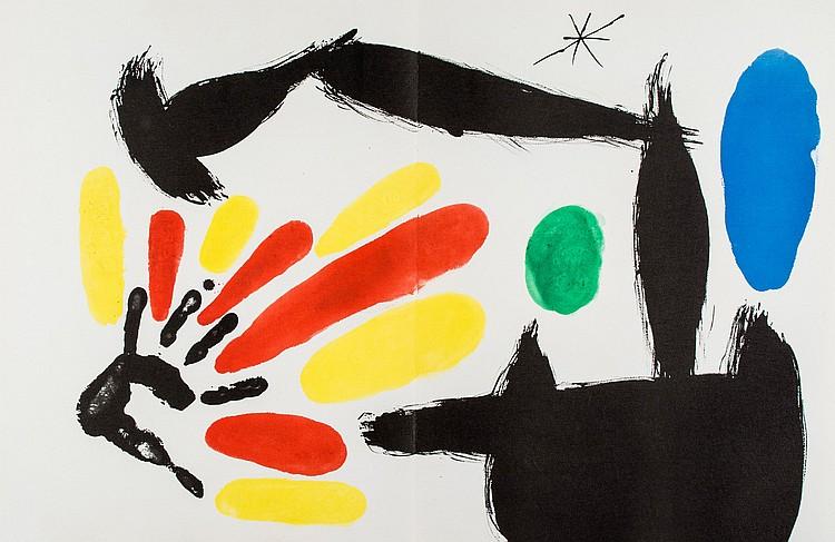 Joan Miró (1893-1983) - Les Essences De La Terra