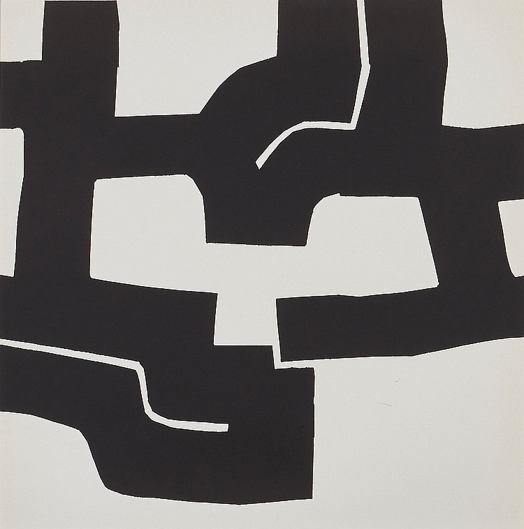 Eduardo Chillida (1924-2002) - 5 Livres Graves