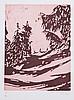 Peter Doig (b.1959) - Untitled (Winter), Peter Doig, £400