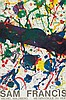 Sam Francis (1923-1994) - Metaphysique Du Vide (+2 other works)