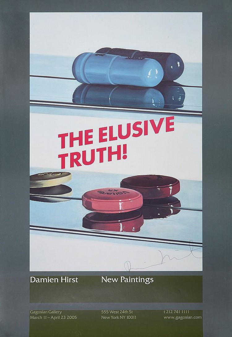 Damien Hirst (b.1965) - The Elusive Truth