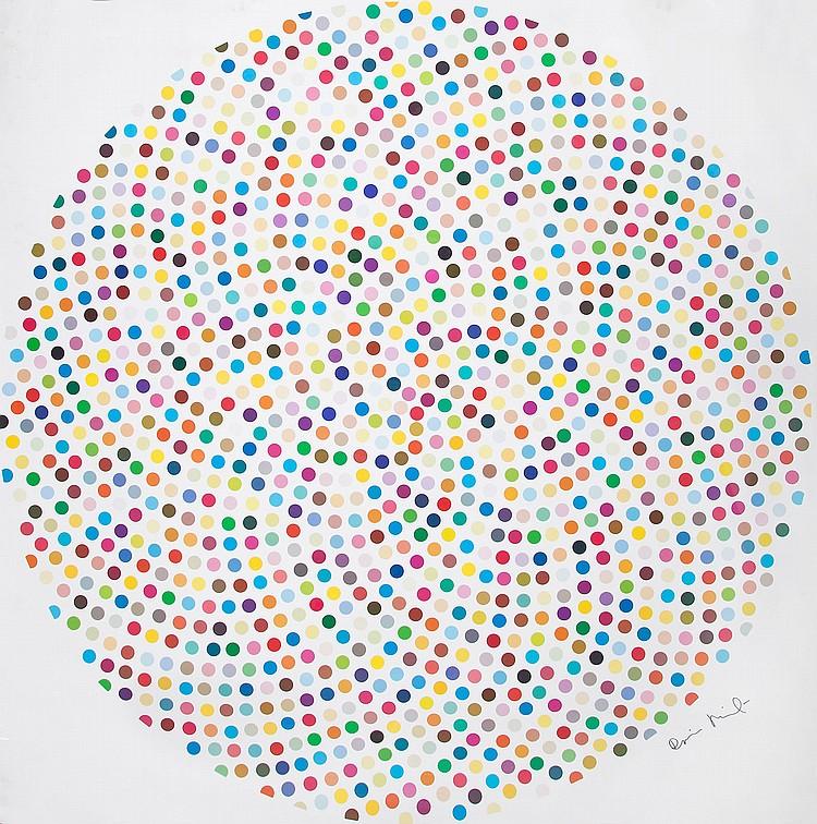Damien Hirst (b.1965) - Valium