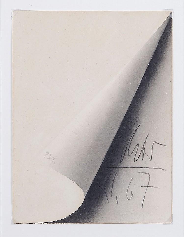 Gerhard Richter (b.1932) - Sheet Corner