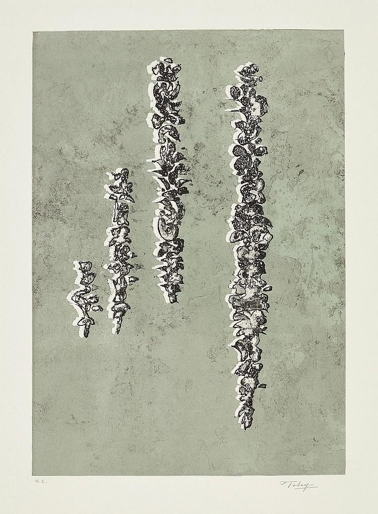 Mark Tobey (1890-1976) - Untitled