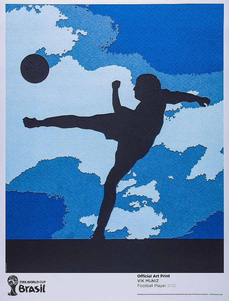 Various Artists - 2014 Fifa World Cup Art Posters
