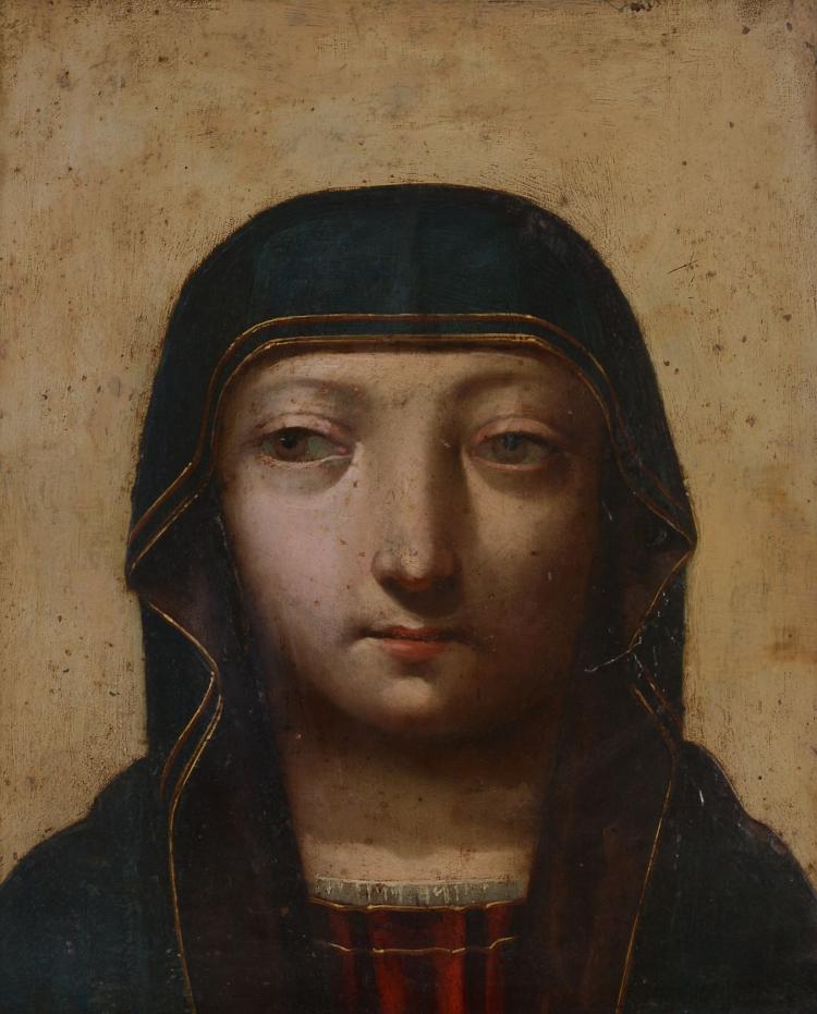 Flemish School (16th/17th century) - Madonna