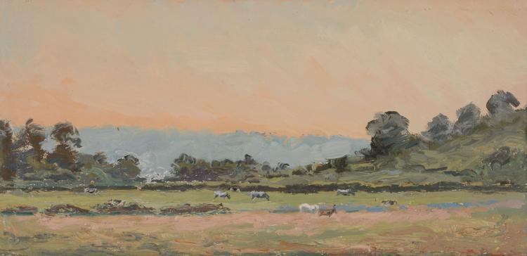 David Rolt (1915 - 1985) - Sunrise; Sunrise II, a pair