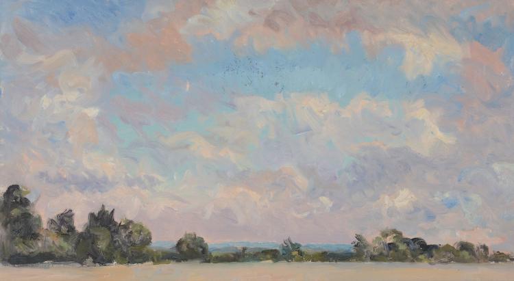 David Rolt (1915 - 1985) - Landscape