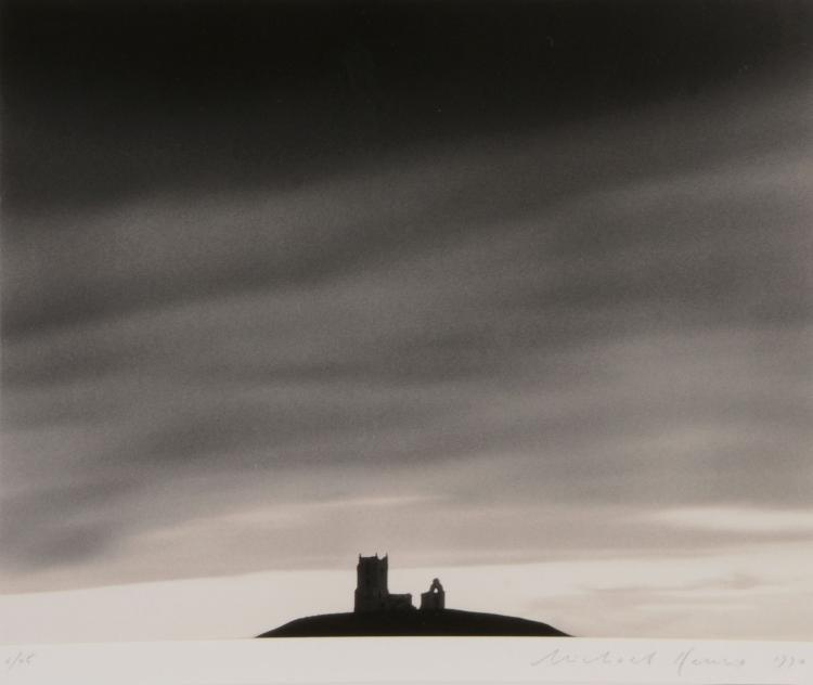 Michael Kenna (b.1953) - High Church, Somerset, Devon, ca. 1990