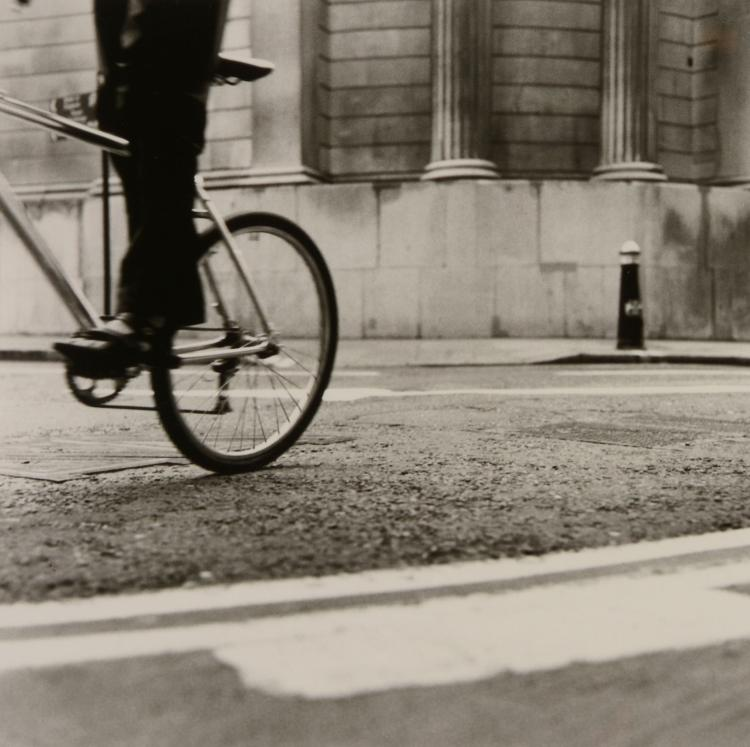 Anthony Jones (b. 1962) - Bicycle, 1990s