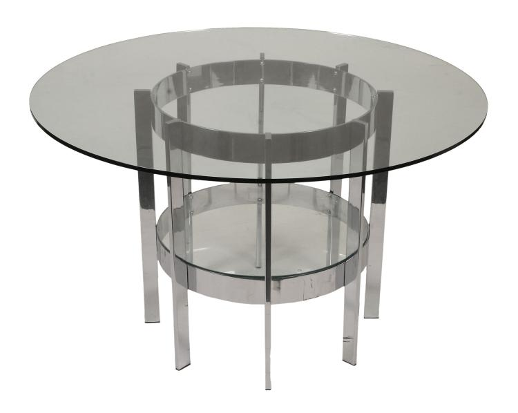 Richard Young for Merrow Associates, a circular dining table